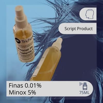 Minox 5% Finas 0.1%