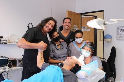 Contact Medical Hair Restoration
